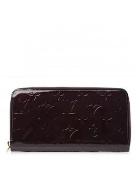 Louis Vuitton Vernis Zippy Wallet Amarante by Louis Vuitton