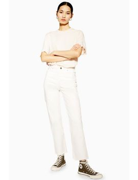 **White Slim Jeans By Boutique by Topshop