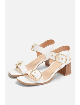 Dolly Buckle Sandals by Topshop