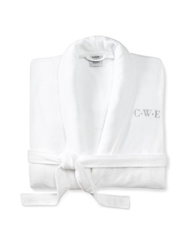 Chambers® Hydrocotton Robe, White by Williams   Sonoma