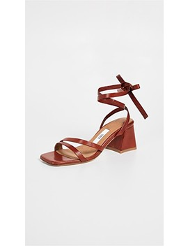 Quima Laceup Sandals by Miista