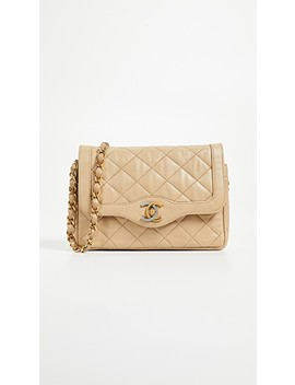 Small Chanel Paris Bag by What Goes Around Comes Around