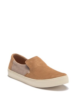 Lomas Suede Slip On Sneaker by Toms