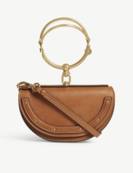 Nile Extra Small Leather Shoulder Bag by Chloe