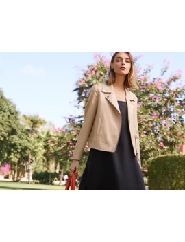 Silk Classic Trench by Cuyana