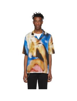 Multicolor Pin Me Up Resort Shirt by Ksubi