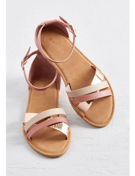 Shoreline Desires Sandal by Modcloth
