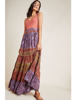 Colima Maxi Dress by Anthropologie