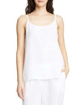 Organic Linen Camisole by Eileen Fisher