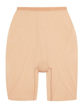 Stretch Tulle Shorts by Wolford
