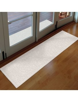 Orian Rugs Boucle Indoor/Outdoor Biscay Natural Runner Rug by Orian Rugs