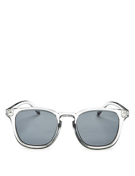 Men's No Biggie Square Sunglasses, 49mm by Le Specs