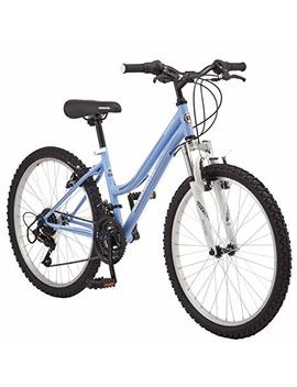 "24"" Granite Peak Girls' Mountain Bike, Teal By Roadmaster by Roadmaster"