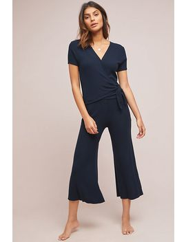 Monica Wide Leg Pants by Velvet By Graham & Spencer