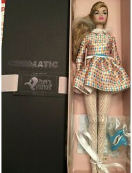 Nrfb Fashion Royalty Fashion Cinematic Convention Paper Doll Poppy Parker Htf by Integrity Toys   Poppy Parker