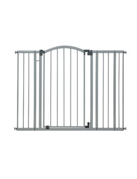 Summer Infant Main Street Safety Gate (Extra Tall)   Silver by Silver