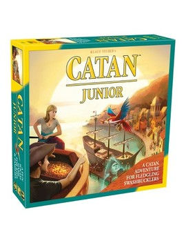Catan Junior Game by Catan Studio