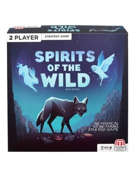 Spirits Of The Wild Game by Mattel
