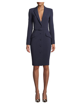 Bodycon Jacket Dress by Badgley Mischka Collection