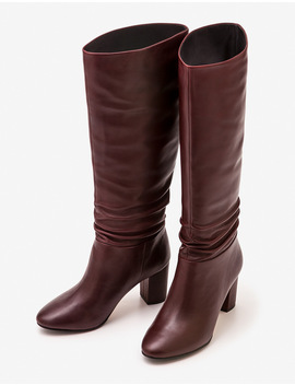 Albemarle Heeled Boots by Boden