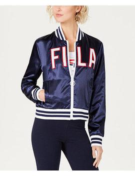 Lolita Reversible Bomber Jacket by Fila