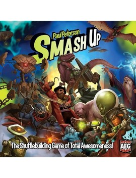 Smash Up Board Game by Aeg