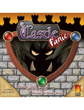 Castle Panic Board Game by Fireside Games