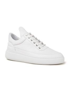 Low Top Angelica Sneaker Van Leer by Filling Pieces