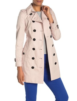 Sandringham Solid Jacket by Burberry