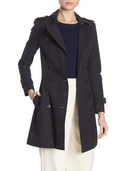Chelsea Midi Coat by Burberry