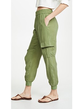 Dede Cargo Pants by Alice + Olivia