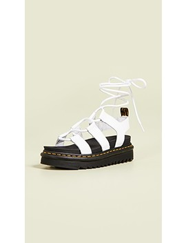 Nartilla Sandals by Dr. Martens