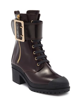 Scarcroft Boot by Burberry