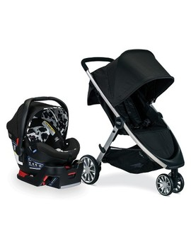 Britax B Lively/B Safe 35 Ultra Travel System by Lively/B