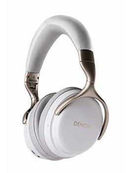 Denon Ah Gc30 Premium Wireless Noise Cancelling Headphones   Hi Res Audio Quality | Up To 20 Hours Of Extended Use | Designed For Comfort | Battery Saving Auto Standby Mode | White by Denon