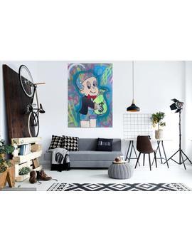 Richie Rich Money Artwork by Etsy