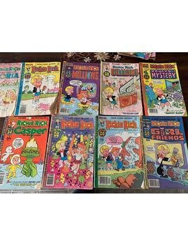 Richie Rich Comic Set ( 9 Comics ) by Etsy