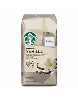 Starbucks Vanilla Ground Coffee 11oz by Starbucks