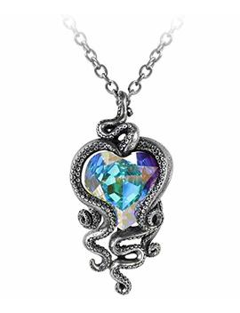 Heart Of Cthulhu Necklace By Alchemy Gothic by Alchemy Of England