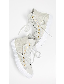 Chuck Taylor All Star Summer High Top Palm Sneakers by Converse