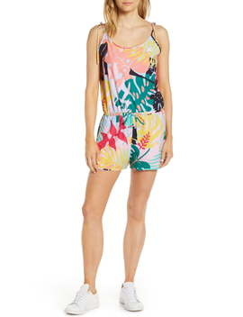 Tropicalage Short Romper by Adidas Originals