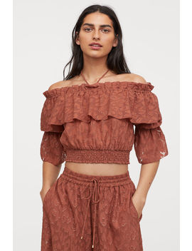 Top Stile Country Jacquard by H&M