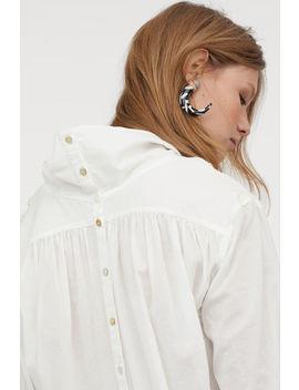 Camicia Leggera Di Cotone by H&M