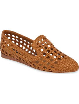 Griffin Woven Loafer by Veronica Beard