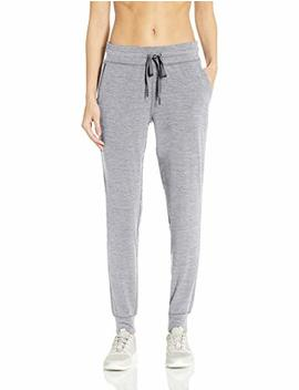 Amazon Essentials Women's Brushed Tech Stretch Jogger Pant by Amazon Essentials