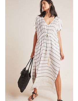 Michael Stars Striped Caftan by Michael Stars