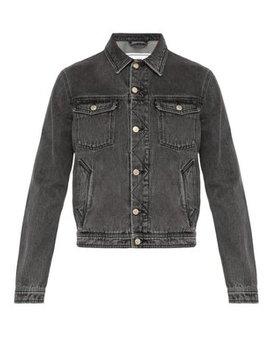 Stonewashed Denim Jacket by Ami