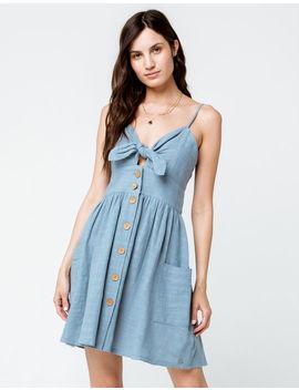 Roxy Cali Sun Dress by Tilly's