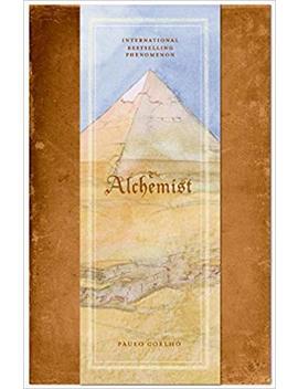 The Alchemist    Gift Edition by Paulo Coelho