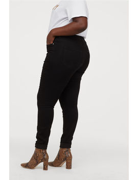 Hm+ Skinny High Jeans by H&M